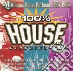 100% house classics vol.1 cd musicale di Artisti Vari