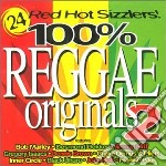 100% Reggae Originals Vol. 2 cd musicale di ARTISTI VARI