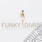 FUNKY DIVAS cd musicale di ARTISTI VARI