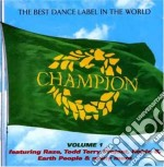 V/a - Best Dance Label In The World Vol.1 cd musicale