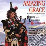 Caledonian Heritage Pipes And Drums - Amazing Grace cd musicale di Heritage Caledonian