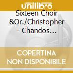 Chandos anthems vol.2 cd musicale di Handel george f.
