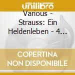 Heldenleben/ultmi 4 lie. cd musicale di Richard Strauss