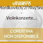 Violin concertos cd musicale di Sergei Prokofiev