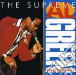 THE SUPREME:The Greatest Hits cd musicale di AL GREEN