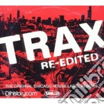 Trax re-edited cd musicale di Artisti Vari