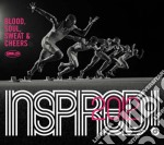 Inspired! blood, soul sweat & cheers cd musicale di Artisti Vari