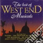 The best of west end musicals cd musicale