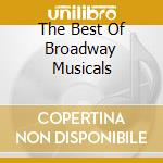 The best of broadway musicals cd musicale