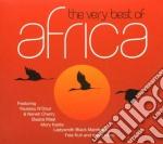 THE VERY BEST OF AFRICA (2CD) cd musicale di ARTISTI VARI
