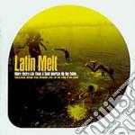 Latin melt cd musicale di Artisti Vari