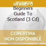 Scotland cd musicale di Artisti Vari