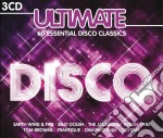 ULTIMATE DISCO                            cd musicale di Artisti Vari