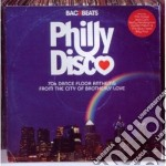 Backbeats - Philly Disco cd musicale di ARTISTI VARI