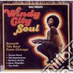 Backbeats - Windy City Soul cd musicale di ARTISTI VARI