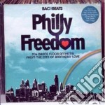 Backbeats - Philly Freedom cd musicale di ARTISTI VARI
