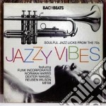 Backbeats - Jazzy Vibes cd musicale di Artisti Vari