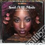 Backbeats - Soul A La Mode - 1970's Modern Soul cd musicale di Artisti Vari