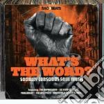 Backbeats - What's The Word? cd musicale di Artisti Vari