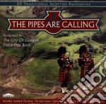 The pipes arre calling cd musicale di Artisti Vari