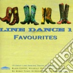 Line dance 1 - favourites cd musicale