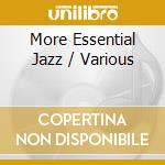 More essential jazz cd musicale
