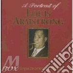 A PORTRAIT OF LOUIS ARMSTRONG cd musicale di ARMSTRONG LOUIS