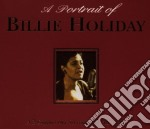 A PORTRAIT OF BILLIE HOLIDAY cd musicale di HOLIDAY BILLIE