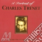 A PORTRAIT OF CHARLES TRENET cd musicale di TRENET CHARLES
