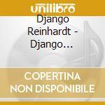 A PORTRAIT OF DJANGO REINHARDT cd musicale di REINHARDT DJANGO