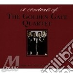 A PORTRAIT OF THE GOLDEN GATE QUARTET cd musicale di GOLDEN GATE QUARTET