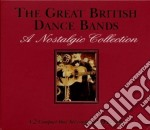 THE GREAT BRITISH DANCE BANDS cd musicale di AA.VV.