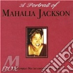 A PORTRAIT OF... cd musicale di JACKSON MAHALIA
