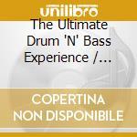 Drum'n'bass experience cd musicale di Artisti Vari