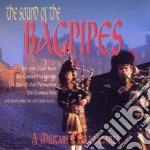The sound of the bagpipes cd musicale di Band Military