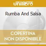 Rumba & salsa cd musicale di Artisti Vari