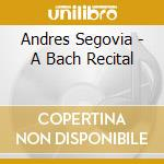 A bach recital cd musicale