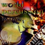 World percussion cd musicale di Artisti Vari