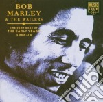 Marley, Bob - Best Of ''The Early Years 68-74'' cd musicale di MARLEY BOB & THE WAI