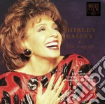 THIS IS MY LIFE cd musicale di BASSEY SHIRLEY