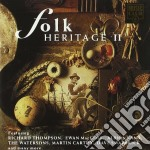 FOLK HERITAGE 2 cd musicale di AA.VV.