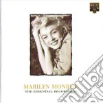 The essential recording cd musicale di Marilyn Monroe