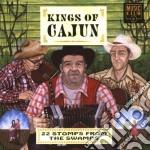 King of cajun cd musicale di Artisti Vari