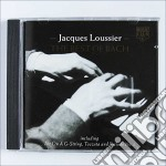 The best of bach cd musicale di Jacques Loussier