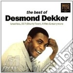 The best of cd musicale di Desmond Dekker
