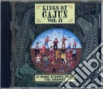 King of cajun vol.ii cd musicale di Artisti Vari