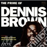 The prime of cd musicale di Dennis Brown