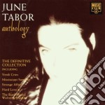 ANTHOLOGY cd musicale di TABOR JUNE