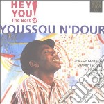Hey you best of cd musicale di Youssou N'dour