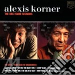 The bbc radio sessions cd musicale di Alexis Korner